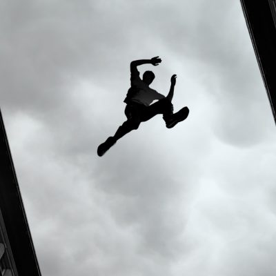 My 8 Steps to Taking the Leap