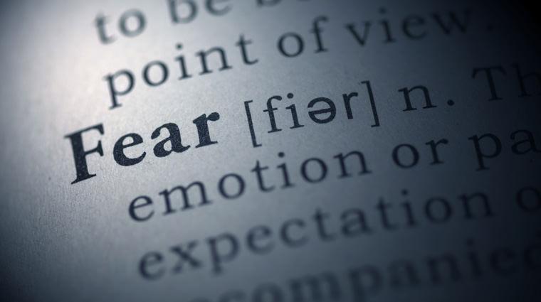 fear definition